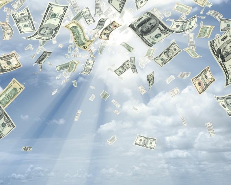 nằm mơ thấy tiền